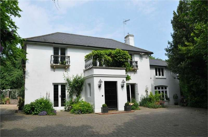 6 Bedrooms Detached House for sale in Watermill Lane, BEXHILL-ON-SEA, East Sussex