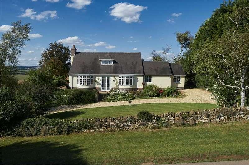 4 Bedrooms Detached House for sale in Belvoir Lodge, Holt Road, Medbourne, Market Harborough, Leicestershire