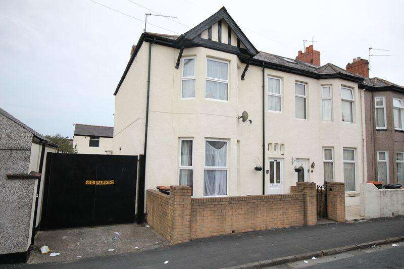 4 Bedrooms End Of Terrace House for sale in Bedford Road, Newport