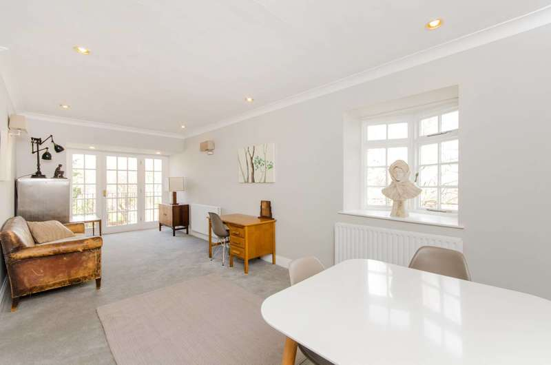 2 Bedrooms Flat for sale in Augustus Road, Southfields, SW19