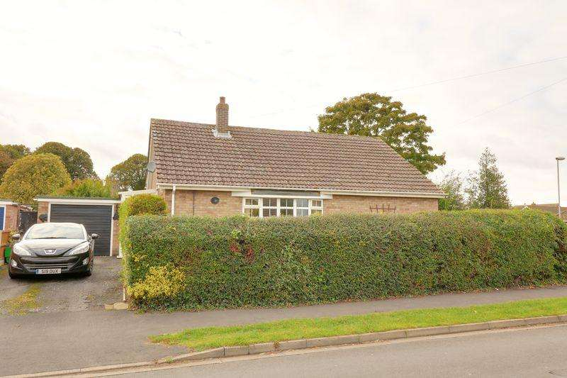 2 Bedrooms Detached Bungalow for sale in Ings Lane, Hibaldstow