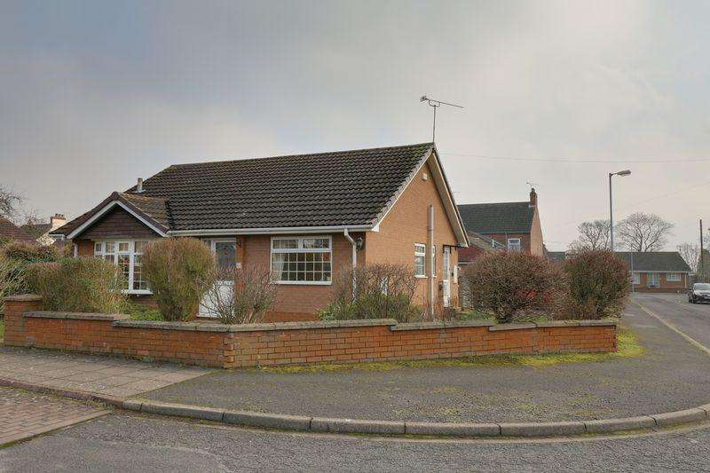 2 Bedrooms Detached Bungalow for sale in Victoria Road, Scunthorpe