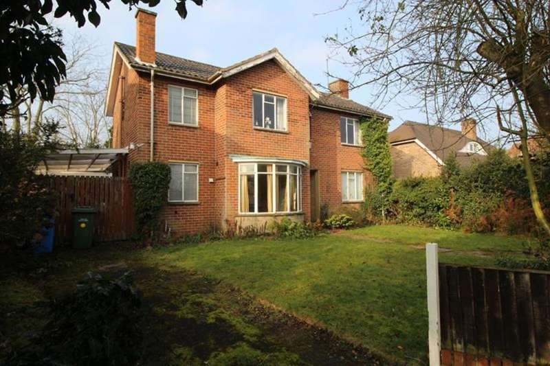 3 Bedrooms Detached House for sale in 12 Athelstan Road, Worksop