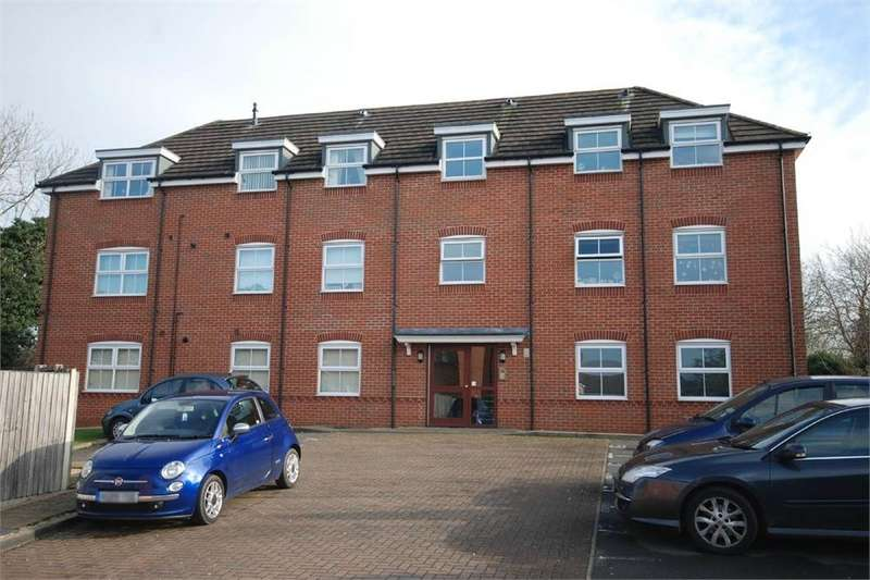 2 Bedrooms Flat for sale in Blossom Way, RUGBY, Warwickshire
