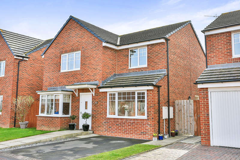 4 Bedrooms Detached House for sale in Derwent Water Drive, Blaydon-On-Tyne, NE21