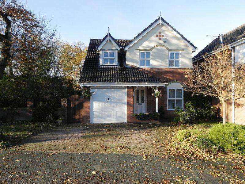 3 Bedrooms House for sale in Foxall Way, Ellesmere Port