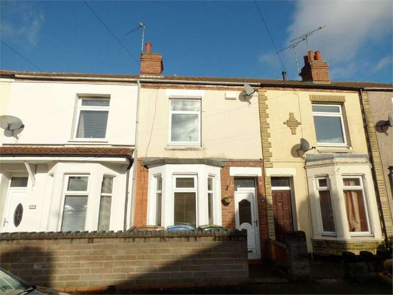 2 Bedrooms Terraced House for sale in Camden Street, Stoke, Coventry, West Midlands