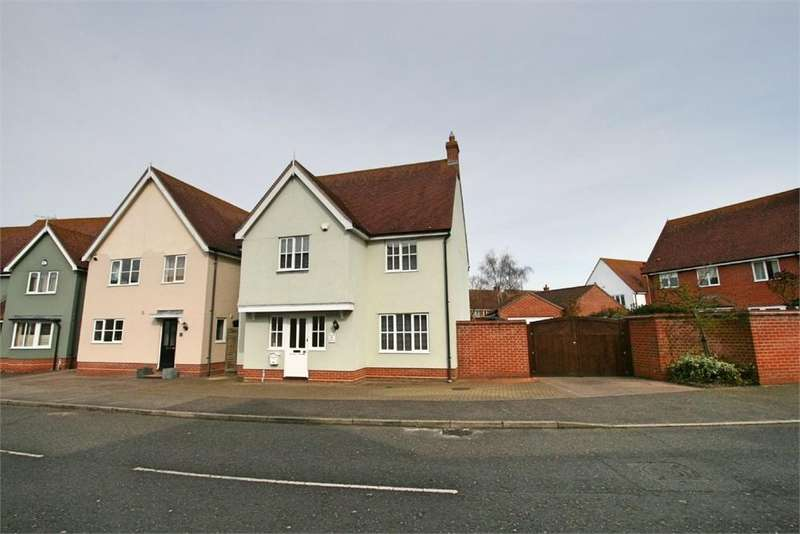 4 Bedrooms Terraced House for sale in Kiltie Road, Tiptree, Colchester, Essex