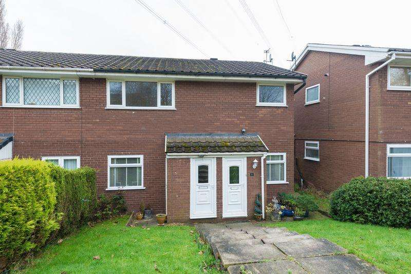 2 Bedrooms Flat for sale in Pippits Row, Beechwood, Runcorn