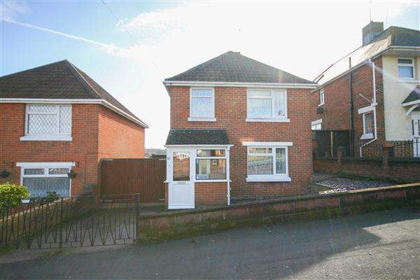 3 Bedrooms Detached House for sale in Litchfield Road, Southampton