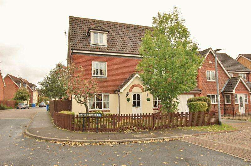 5 Bedrooms Detached House for sale in Aintree Close, Beverley