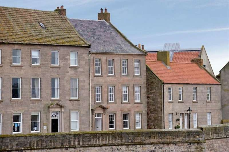3 Bedrooms Detached House for sale in Collingwood House, 5 Quay Walls, BERWICK-UPON-TWEED, Northumberland