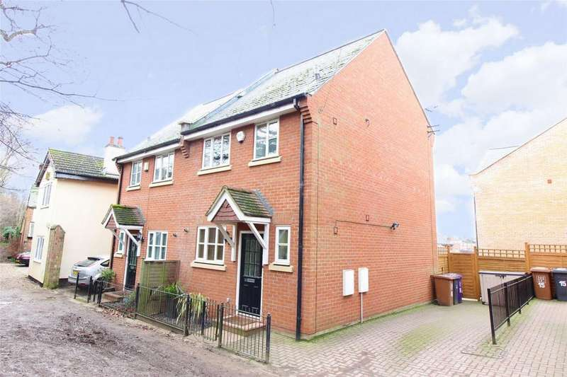 4 Bedrooms Semi Detached House for sale in Store House Lane, Hitchin, Hertfordshire