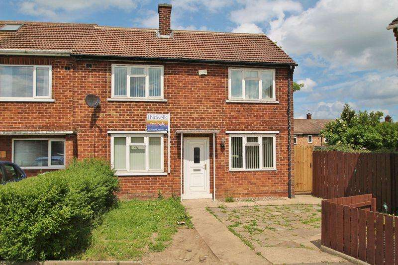 3 Bedrooms Semi Detached House for sale in Sandown Road, Billingham
