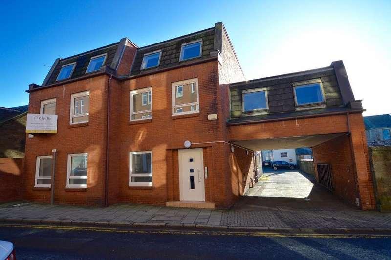 2 Bedrooms Flat for sale in Dalblair Road, Ayr, Ayrshire, KA7 1UQ