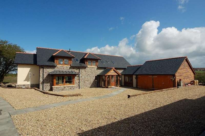 5 Bedrooms Detached House for sale in Paddock View, Pettoch Farm, Coylton, Ayrshire, KA6 6HD