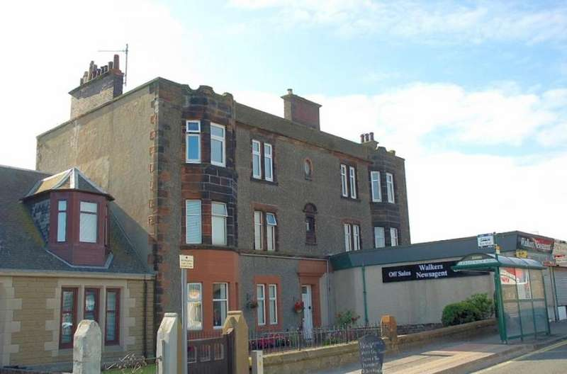 2 Bedrooms Flat for sale in Prestwick Road, Ayr, South Ayrshire, KA8 8LA