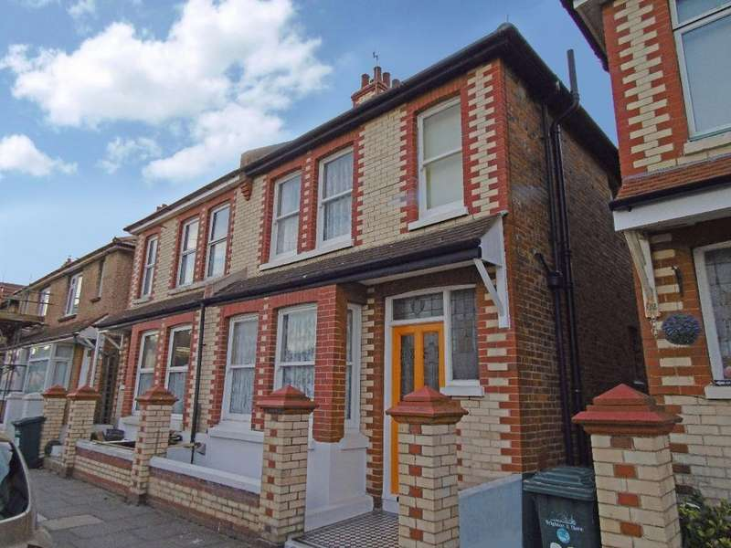3 Bedrooms Semi Detached House for sale in Erroll Road Hove East BN3