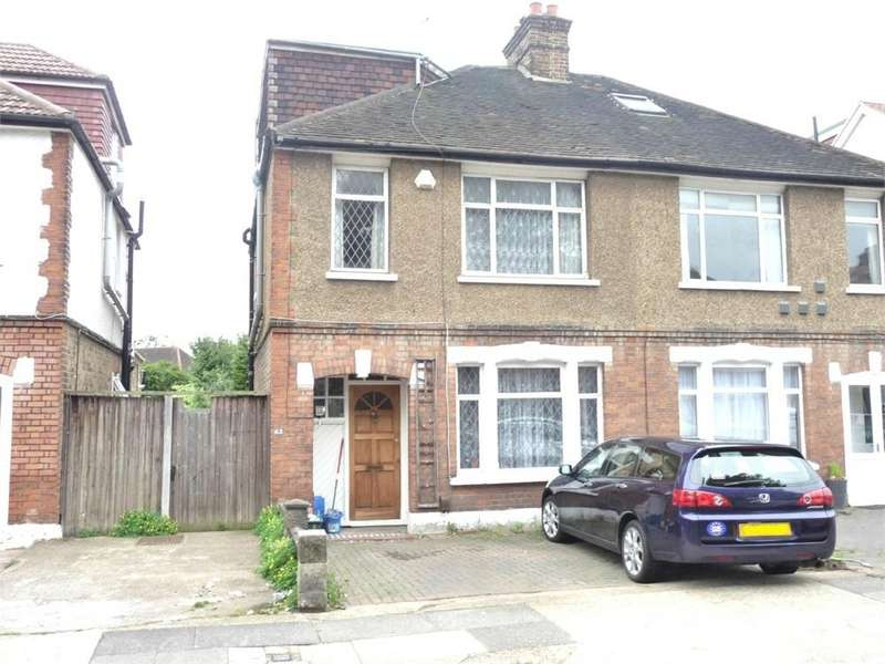 4 Bedrooms Semi Detached House for sale in Maswell Park Road, Hounslow, Middlesex