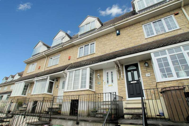 4 Bedrooms Town House for sale in Austin Crescent, Eggbuckland, PL6 5QT