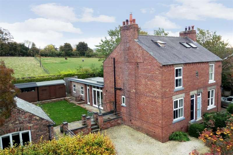 4 Bedrooms Semi Detached House for sale in Grimthorpe Manor Cottage, Nr Givendale, Pocklington, York