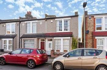 2 Bedrooms End Of Terrace House for sale in Foxbury Road, Sundridge Park, Bromley, Kent, BR1 4DG