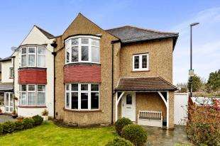 4 Bedrooms Semi Detached House for sale in Shirley Church Road, Shirley, Croydon, Surrey