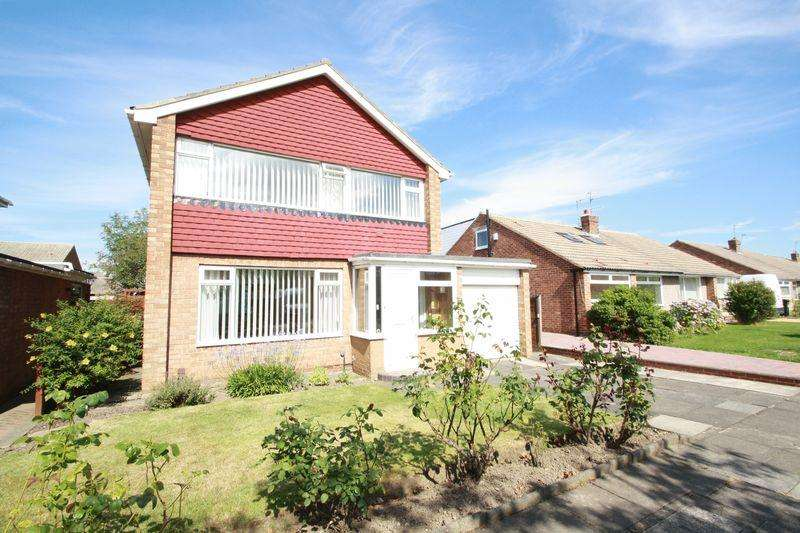 3 Bedrooms Detached House for sale in Bentinck Avenue, Linthorpe, Middlesbrough TS5 6RU