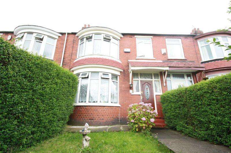 3 Bedrooms Terraced House for sale in Acklam Road, Acklam, Middlesbrough, TS5 5HD