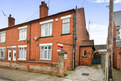 4 Bedrooms End Of Terrace House for sale in Russell Street, Sutton-In-Ashfield, Nottinghamshire, Notts