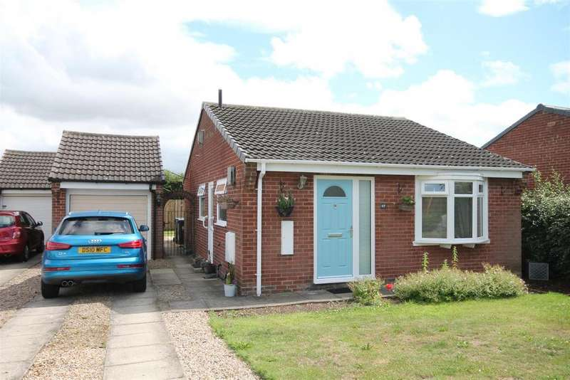 2 Bedrooms Detached Bungalow for sale in Winchester Way, Darlington