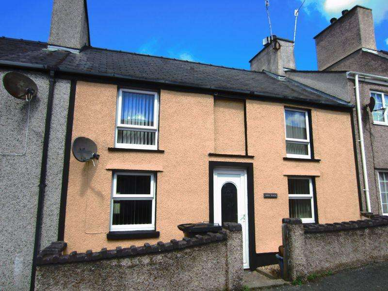 3 Bedrooms Terraced House for sale in Chapel Street, Amlwch