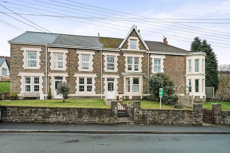 4 Bedrooms Terraced House for sale in Neath Road, Crynant, Neath