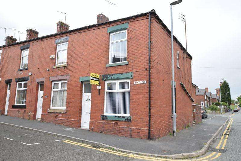 3 Bedrooms Terraced House for sale in Edith Street, Oldham