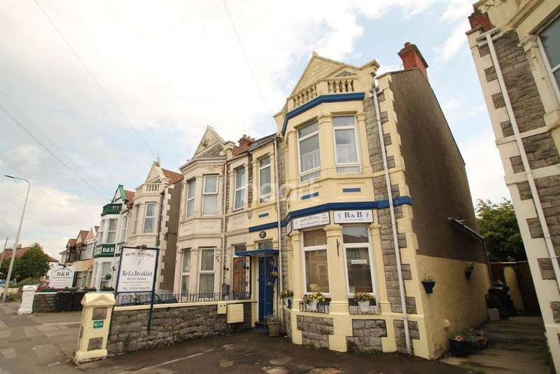 4 Bedrooms Semi Detached House for sale in Weston-super-Mare