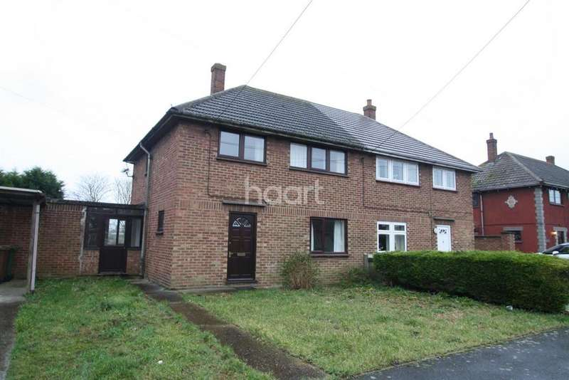 3 Bedrooms Semi Detached House for sale in Outwell