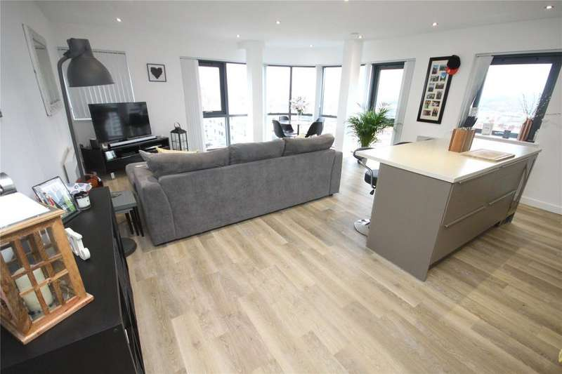 2 Bedrooms Flat for sale in Nuovo, Great Ancoats Street, Manchester, Greater Manchester, M4
