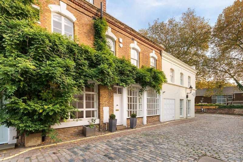 2 Bedrooms House for sale in Ennismore Gardens Mews, Knightsbridge, London, SW7