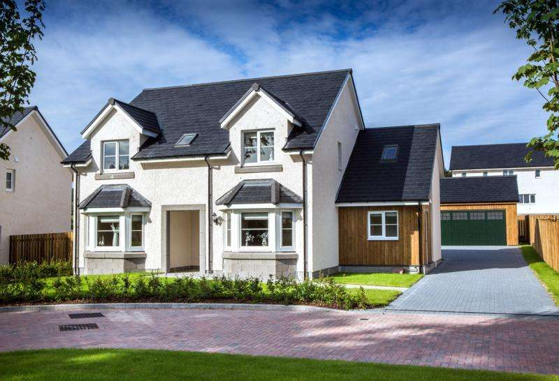 4 Bedrooms Detached House for sale in 3 Coyburn, Crathes, Banchory, Aberdeenshire, AB31