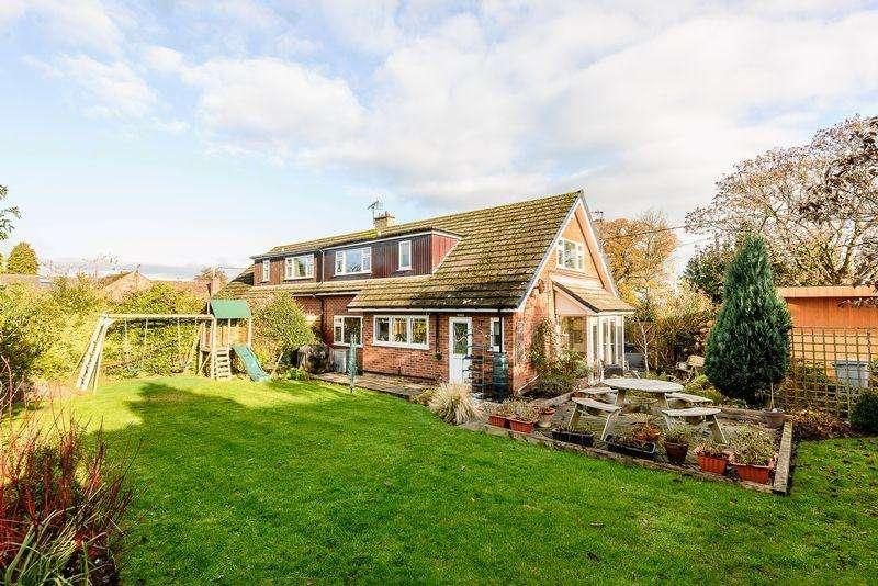3 Bedrooms Semi Detached House for sale in Bunbury, Nr Tarporley