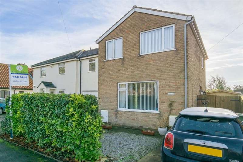 2 Bedrooms Detached House for sale in Main Street, Welwick, East Riding of Yorkshire