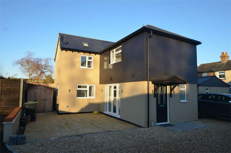 2 Bedrooms Mews House for sale in Drew Croft, POTTON, Bedfordshire