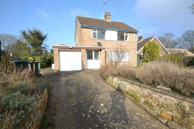 3 Bedrooms Detached House for rent in Church Street, Weldon, Northamptonshire