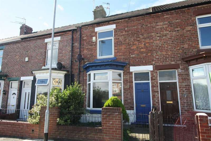 2 Bedrooms Terraced House for sale in Alexander Street, Darlington