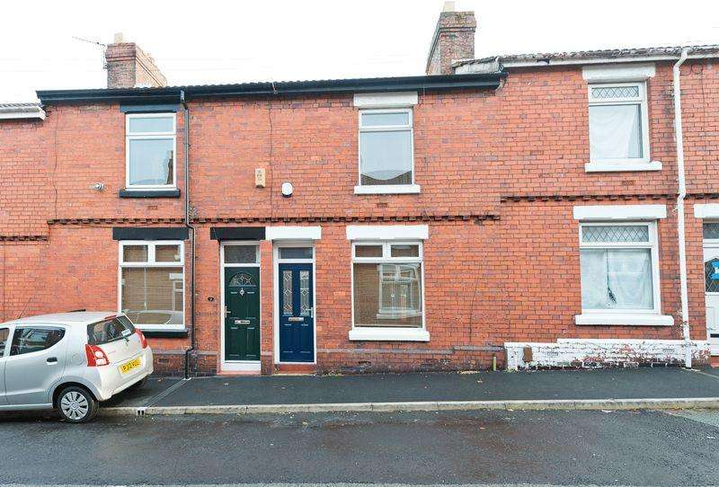 2 Bedrooms Terraced House for sale in Curzon Street, Runcorn
