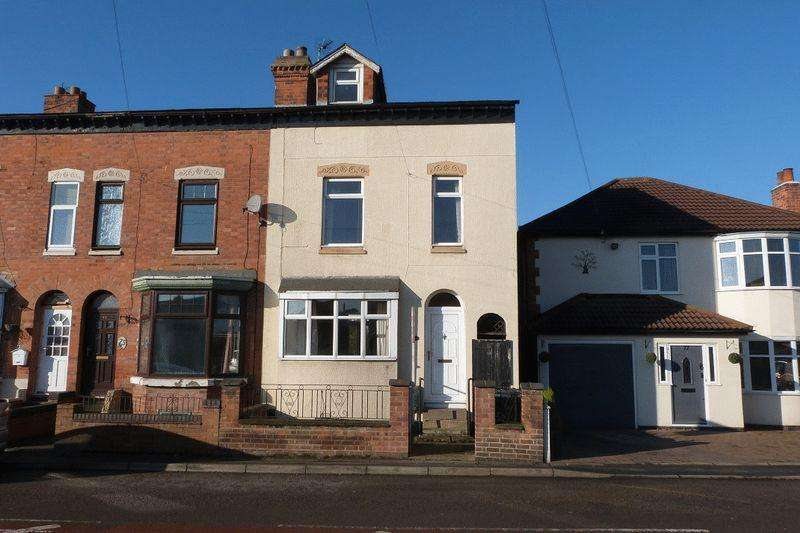 3 Bedrooms Terraced House for sale in Fosse Way, Syston
