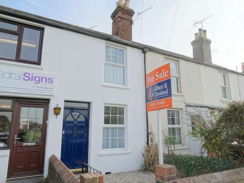 2 Bedrooms Terraced House for sale in Florence Road, Chichester