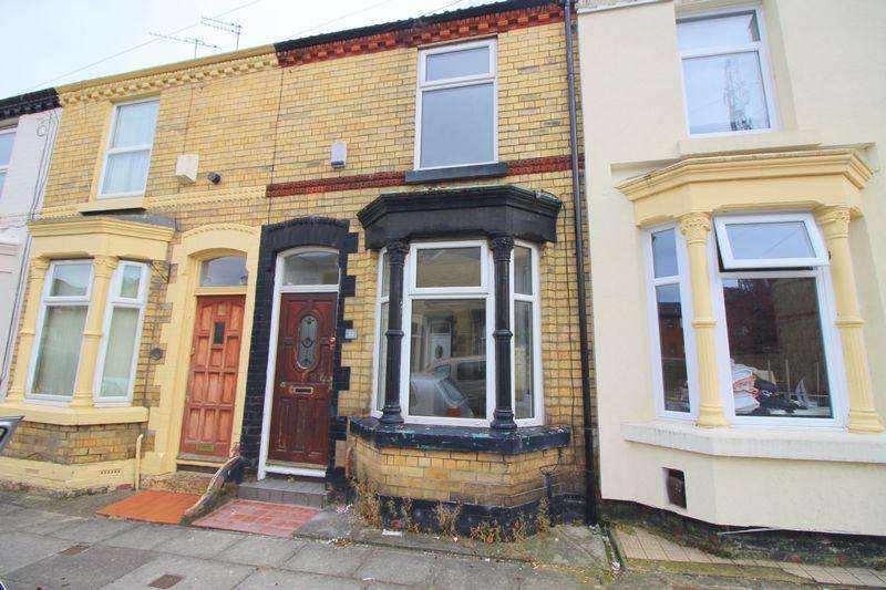 2 Bedrooms Terraced House for sale in Sunlight Street, Liverpool