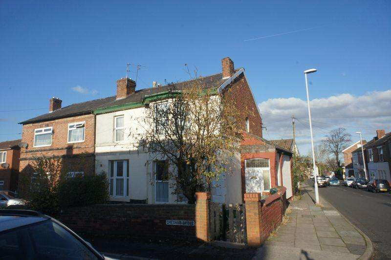 5 Bedrooms Semi Detached House for sale in 56 Chesnut Grove, Birkenhead