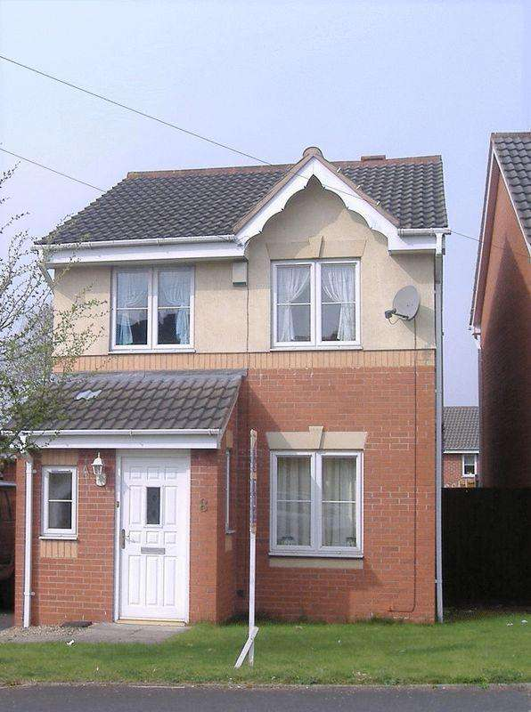 3 Bedrooms Detached House for sale in Wood Lane, Pelsall, Walsall